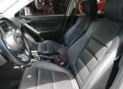 Mazda cx5 2014 grand touring gris plata 2.5 lts, 4