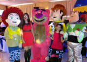Toy story show infantil cdmx