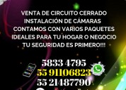 Video vigilancia (venta e instalaciÓn de cÁmaras)