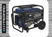 Generador eléctrico modelo h1100e hypermaq