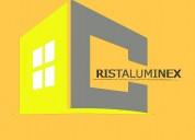 Instalacion de panel de aluminio