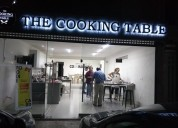 Emprende en la gastronomia
