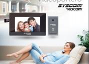 Interfonos tv porteros electricos