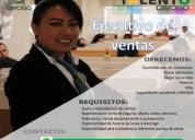 Vendedor especializado ¡comisiones sin tope!