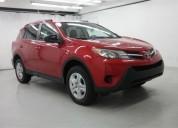 Toyota rav4 aÑo 2013