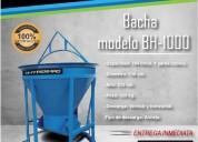 Bacha modelo bh-1000 hypermaq s
