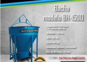 Bacha modelo bh-1500 hypermaq k