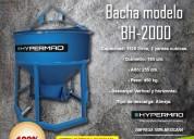 Bacha modelo bh-2000 hypermaq g