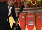 Cantante cubano versatil fiestas y eventos.