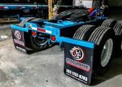 Dolly enllantado marca trailers steelhorse