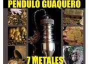 Pendulo detector de oro y guacas