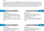 OFICINA DISPONIBLE AV. GUADALUPE PARA 2 PERSONAS