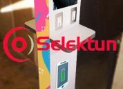Módulo para carga de celulares y tabletas
