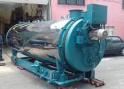 Caldera cleaver de 200 hp como  nueva