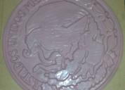Moldes para hacer escudos nacionales termoformados