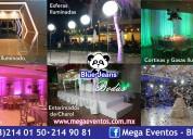 OrganizaciÓn de eventos blue jeans megaeventos en