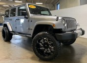 Jeep wrangler unlimited 2014 estandar