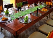 Servicio de banquetes  / taquizas / cocteles / bar