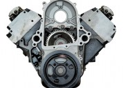 Motor chevrolet diesel 6.5 lts turbo remanufactura