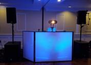 Dj disco movil para tu evento social