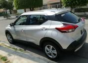 Nissan kics a precio increible