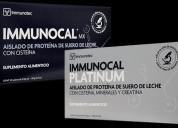 Immunocal platinum y mx.cel6861362615