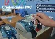 MAQUILA Y CREDENCIALES PVC URGENTES