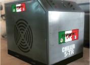 Chiller enfriador de agua de 5 toneladas