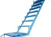 Escalera interna para andamio, entrega inmediata