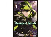 "Mangas de seraph of the end ""series completas"""