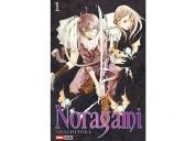 """Mangas de noragami """"serie completa"""""""