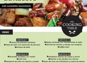 Cooking, la cocina de leÓn