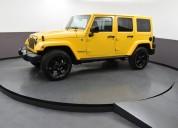 Jeep wrangler 2015 unlimited 05 puertas