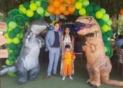 Show de dinosaurios
