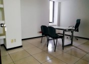 Oficinas ejecutivas con todos los servicios
