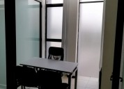 Amplia sala de juntas para reuniones ejecutivas