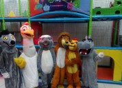 El rey leon show infantil cdmx.