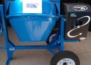 Mezcladora de concreto mpower 1 saco venta en dfac