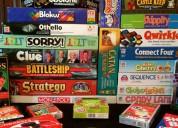 Empaca juegos de mesa