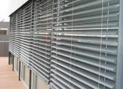 Venta de persianas de aluminio