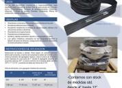 Rollo de banda de pvc flexible venta en dfac qro