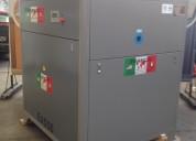 Compresor de tornillo de 30 hp marca fermon 220/44
