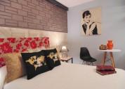 Suites equipadas cerca de coyoacan