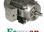 Motor trifasico  1.5hp 4p