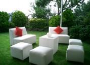 Renta de salas lounge en azcapotzalco - salas