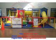 Juegos infantiles diseñados de acuerdo a tu espacio y presupuesto ¡somos fabricantes! playgrounds