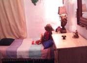 Roomies cuarto para dama con baÑo casi propio roma