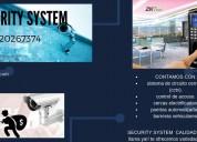 Sistema de cercas electricas