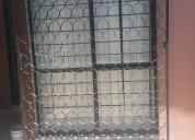 Ventanas metalicas con vidrios
