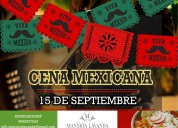Viva mexico cena 64 bistro bar